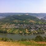 Traumschleife Rhein bei Boppard- unser Zuhause